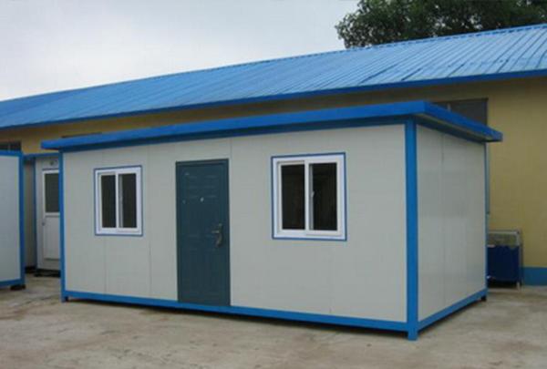 彩钢板房子
